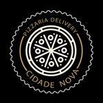 Logotipo Delivery Cidade Nova