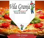 Logotipo Vila Granja Pizza & Esfiha