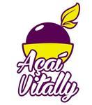 Logotipo Açai Vitally