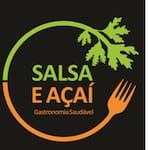 Logotipo Salsa e Açaí - Gastronomia Saudável