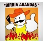 Logotipo Birria Arandas y Cortes Finos