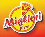 Logotipo Migliori Pizza