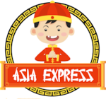 Logotipo Ásia Express