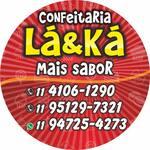 Logotipo Lá & Ka Mais Sabor