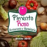 Logotipo Pimenta Rosa