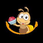 Logotipo Docinhos da Maná