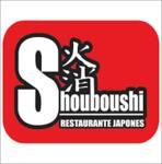 Logotipo Shouboushi Sushi Y Bolas De Arroz