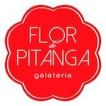 Logotipo Flor de Pitanga Gelateria