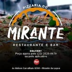 Logotipo Mirante's Pizzaria