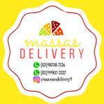 Logotipo Massas Delivery