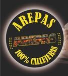 Logotipo Arepas 100% Callejeras