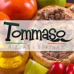 Logotipo Tommaso Pizzas e Esfihas