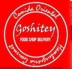 Logotipo Goshitey Sushi Shop Delivery