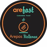 Logotipo Arefast Colombian Food
