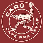 Logotipo Carú Café Pra Levar | Jardins