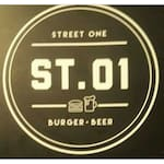 Logotipo Street One Burguer Beer