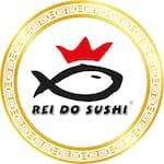 Logotipo Rei do Sushi - Via Sul