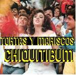 Logotipo Tortas y Mariscos Chiquitibum