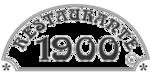 Logotipo Restaurante 1900