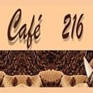 Logotipo Café 216