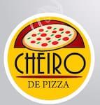 Logotipo Cheiro de Pizza
