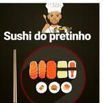 Logotipo Sushi do Pretinho