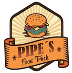 Logotipo Pipe's Food Truck (Garces Navas)