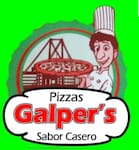 Logotipo Galpers Pizza