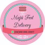 Logotipo Fast Majú Delivery