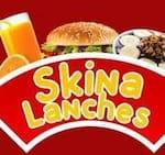 Logotipo Skina' Lanches
