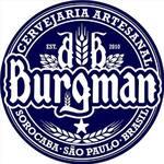 Logotipo Burgman Beer