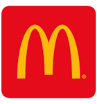 Logotipo McDonald's Suc. Plaza Central