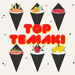 Logotipo Top Temaki