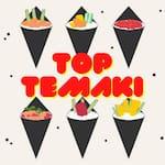 Logotipo Top Temaki