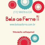 Logotipo Bolo Ao Forno