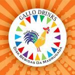 Logotipo Gallo Drinks Delivery Taubaté