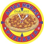 Logotipo Altas Horas Pizzaria