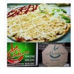Logotipo Monteiro  Pizza