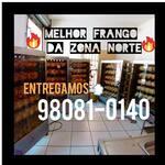 Logotipo Frango Encantado