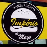 Logotipo Hamburgueria Imperio de Mayo