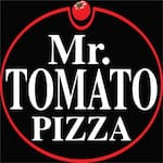 Logotipo Mr Tomato Pizzaria