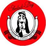 Sherlock e Dog Santos