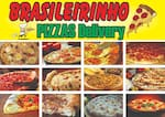 Logotipo Brasileirinho Pizzas