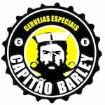 Logotipo Capitao Barley Cervejas Especiais
