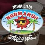 Logotipo Sorvete Normando - Barra