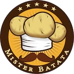Logotipo Mister Batata