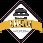 Logotipo Capella Bar e Lanchonete