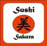 Logotipo Sushi Sakura