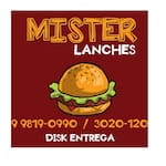 Logotipo Mister Lanches