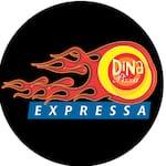 Logotipo Dina Pizza Boqueirão